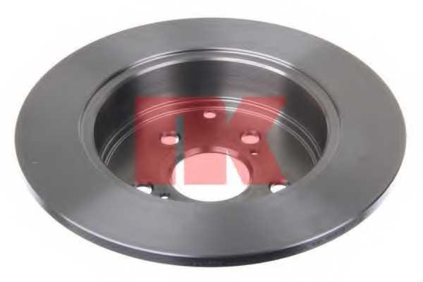 Тормозной диск NK 2045136 - изображение 1