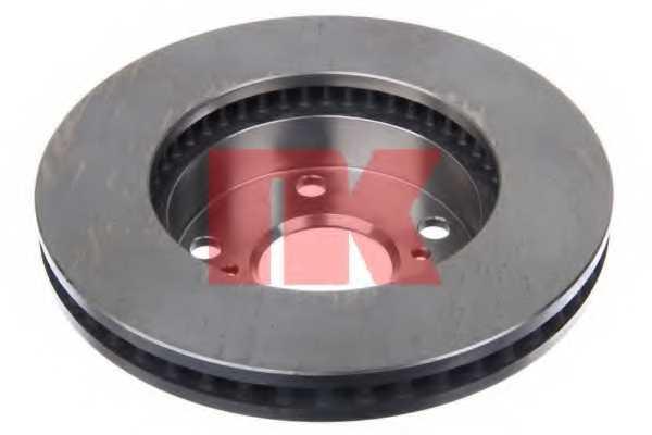 Тормозной диск NK 2045137 - изображение 1