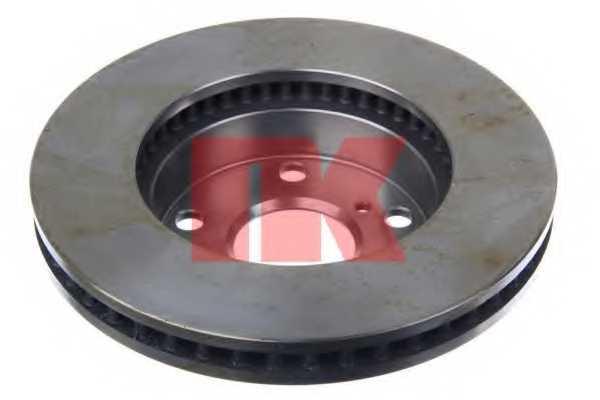 Тормозной диск NK 2045138 - изображение