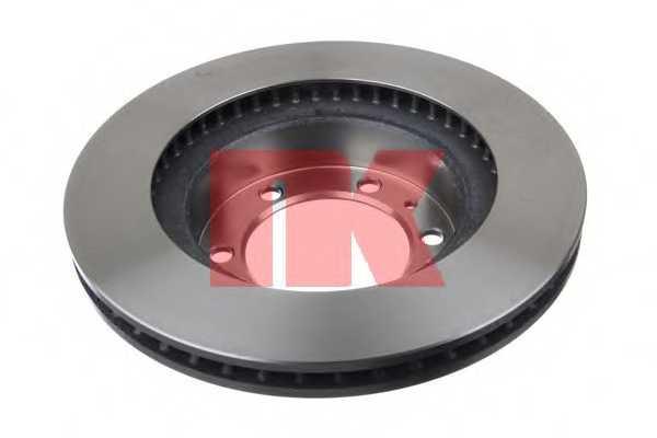 Тормозной диск NK 2045145 - изображение 1