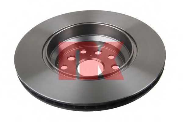 Тормозной диск NK 2045148 - изображение 1