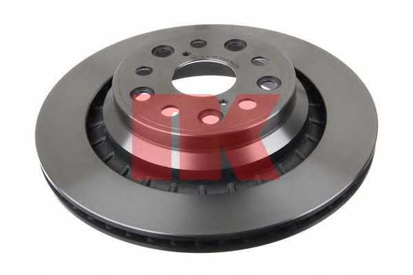 Тормозной диск NK 2045149 - изображение 1