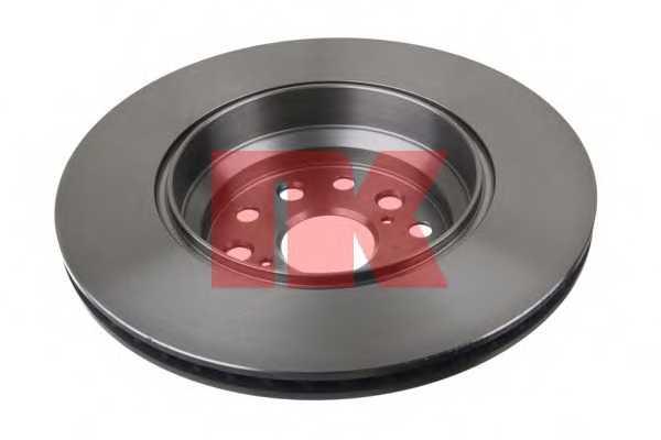 Тормозной диск NK 2045149 - изображение