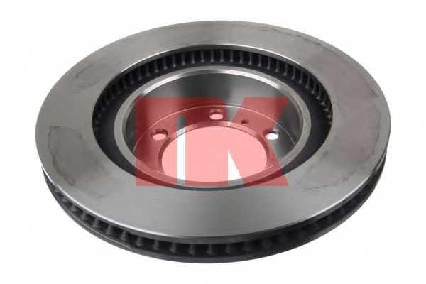 Тормозной диск NK 2045150 - изображение 1