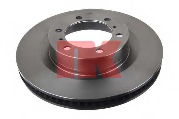 Тормозной диск NK 2045150 - изображение