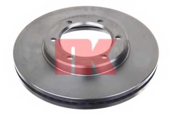 Тормозной диск NK 2045153 - изображение 1