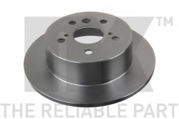 Тормозной диск NK 2045159 - изображение