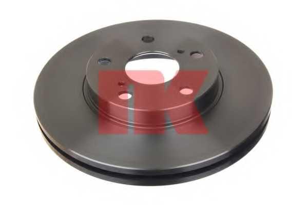 Тормозной диск NK 2045170 - изображение 1