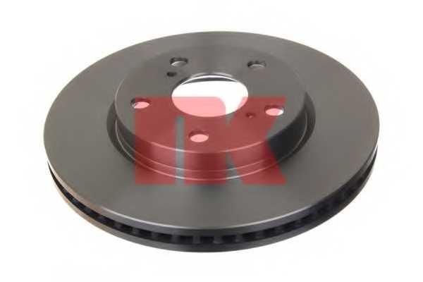 Тормозной диск NK 2045173 - изображение 1