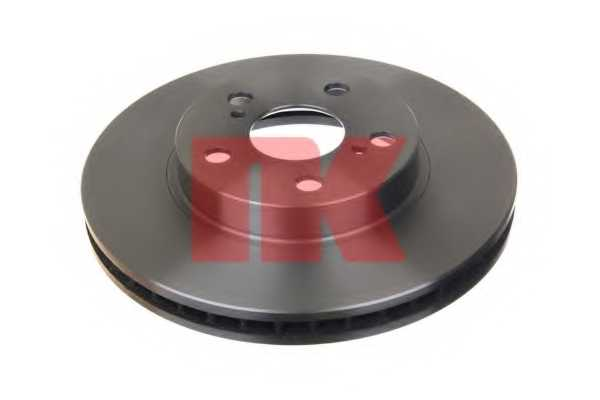 Тормозной диск NK 204539 - изображение 1