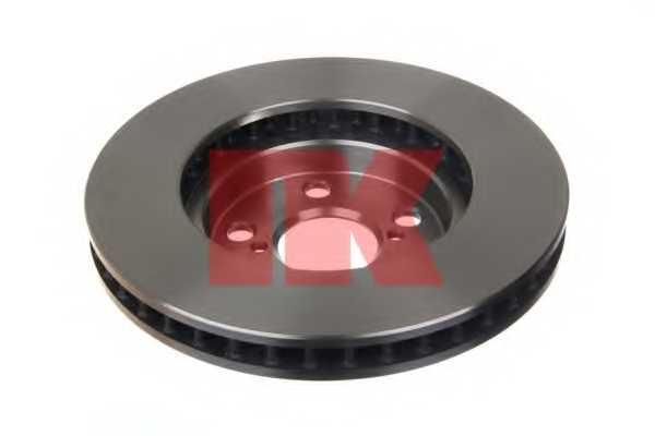 Тормозной диск NK 204544 - изображение