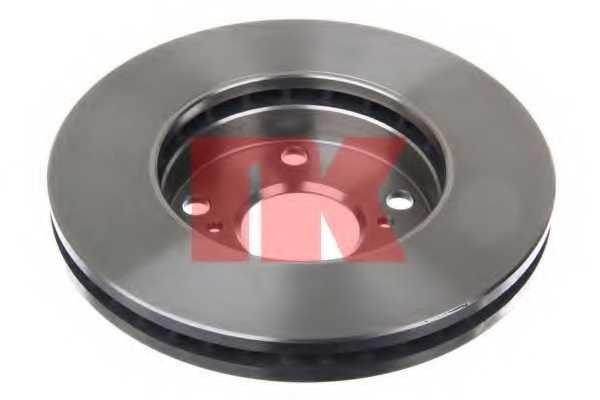 Тормозной диск NK 204547 - изображение