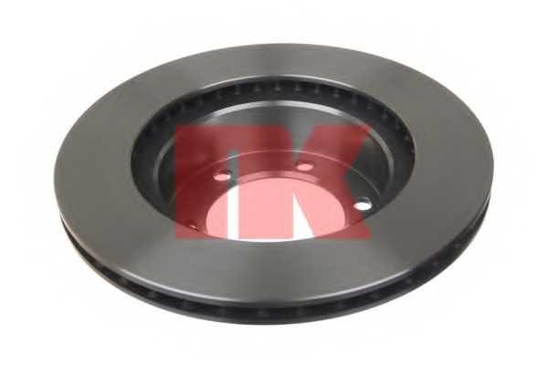 Тормозной диск NK 204577 - изображение 1