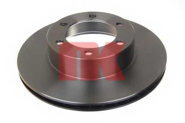 Тормозной диск NK 204577 - изображение