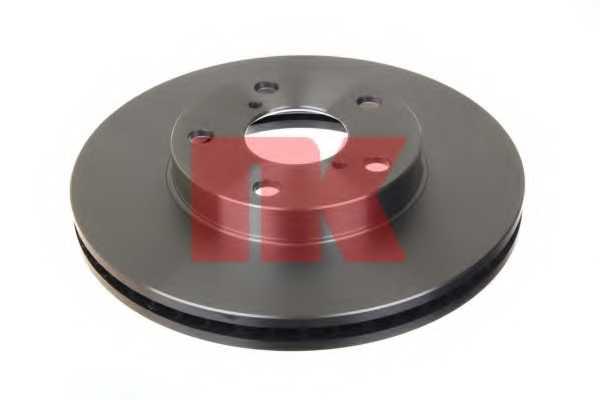 Тормозной диск NK 204578 - изображение 1