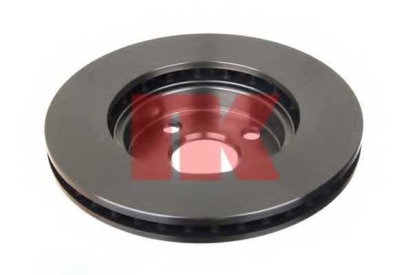 Тормозной диск NK 204579 - изображение