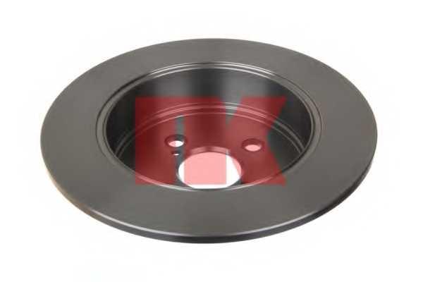 Тормозной диск NK 204585 - изображение
