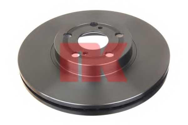 Тормозной диск NK 204590 - изображение 1