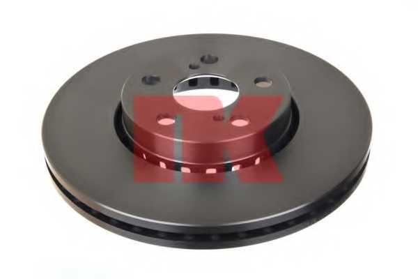 Тормозной диск NK 204595 - изображение 1