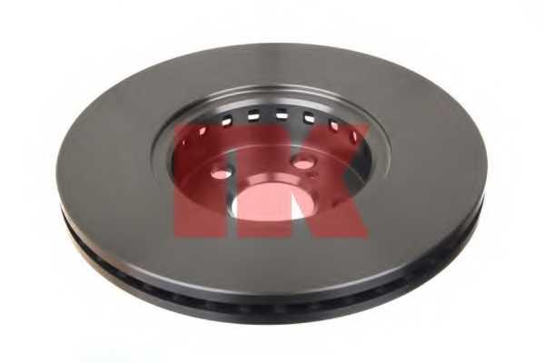 Тормозной диск NK 204595 - изображение