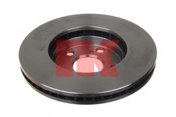 Тормозной диск NK 204596 - изображение