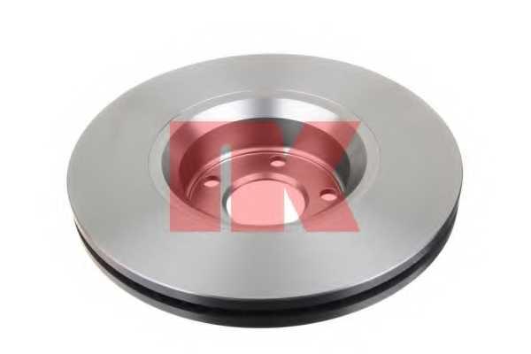 Тормозной диск NK 2047100 - изображение