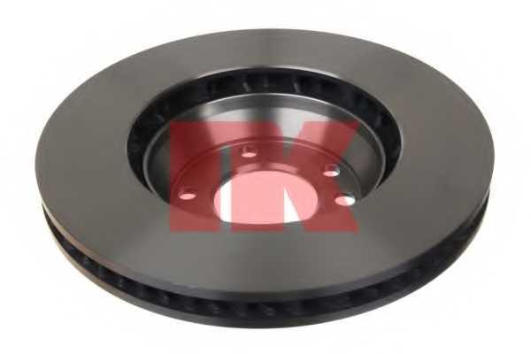 Тормозной диск NK 2047103 - изображение 1