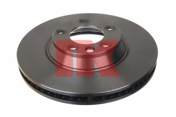 Тормозной диск NK 2047103 - изображение