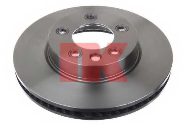 Тормозной диск NK 2047104 - изображение