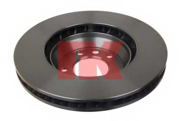 Тормозной диск NK 2047105 - изображение