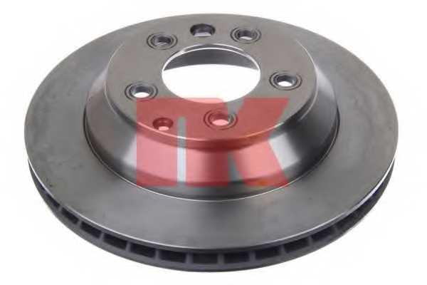 Тормозной диск NK 2047106 - изображение