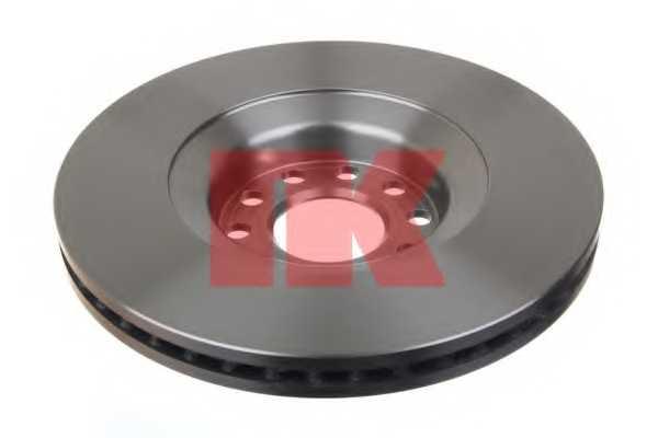 Тормозной диск NK 2047107 - изображение 1