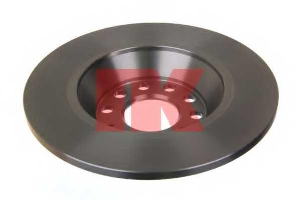 Тормозной диск NK 2047109 - изображение 1