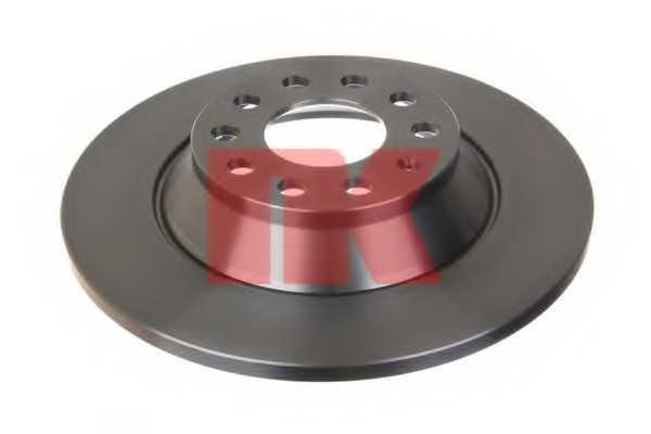 Тормозной диск NK 2047109 - изображение