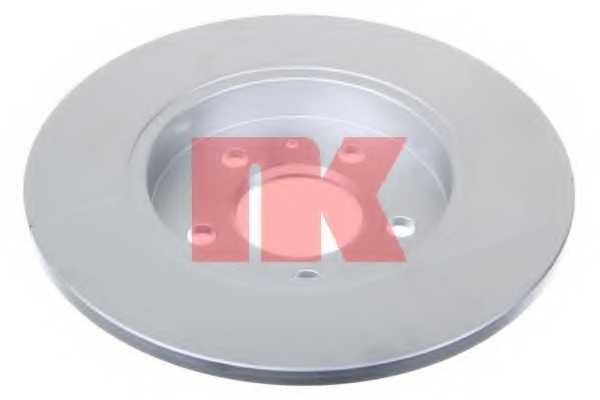 Тормозной диск NK 2047111 - изображение 1