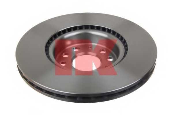 Тормозной диск NK 2047115 - изображение 1