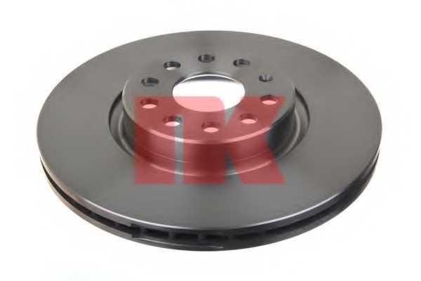 Тормозной диск NK 2047115 - изображение