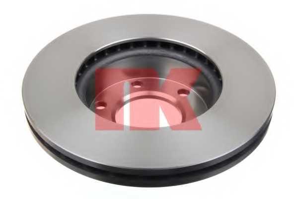 Тормозной диск NK 2047123 - изображение 1