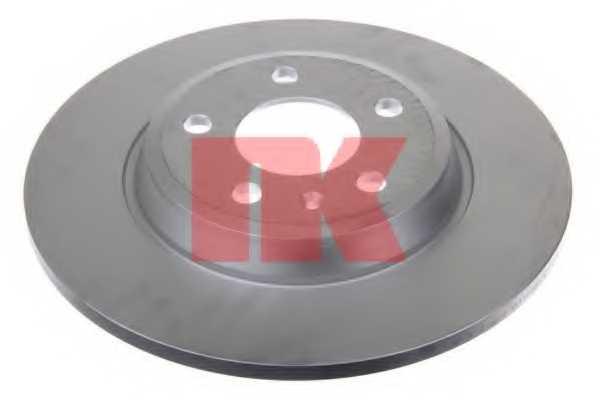 Тормозной диск NK 2047129 - изображение