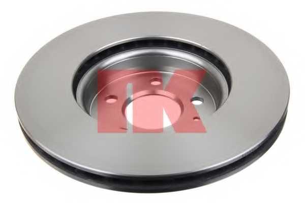 Тормозной диск NK 2047132 - изображение 1
