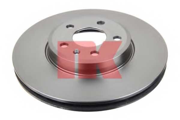 Тормозной диск NK 2047132 - изображение