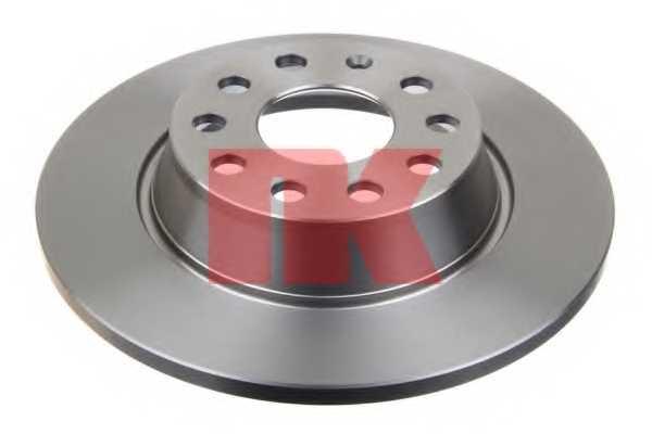 Тормозной диск NK 2047133 - изображение 1