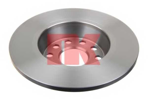 Тормозной диск NK 2047133 - изображение