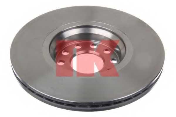 Тормозной диск NK 2047134 - изображение 1