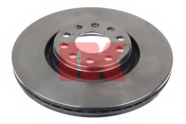 Тормозной диск NK 2047134 - изображение