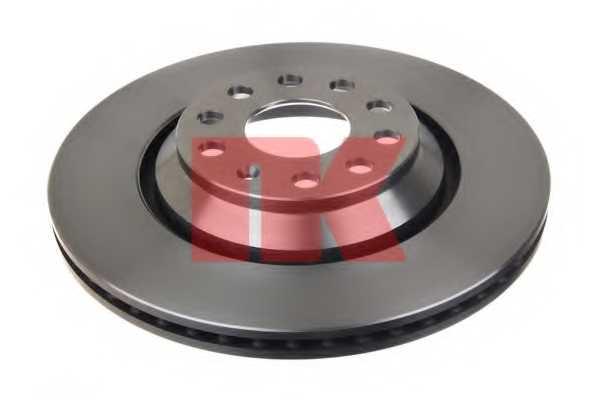 Тормозной диск NK 2047136 - изображение 1