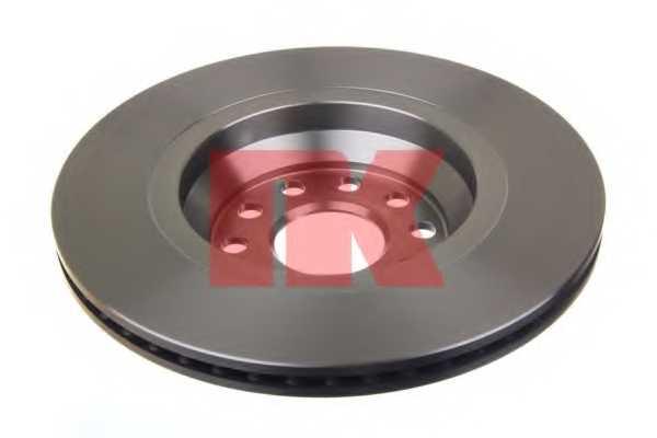 Тормозной диск NK 2047136 - изображение