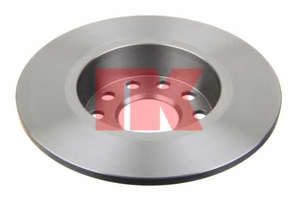 Тормозной диск NK 2047137 - изображение 1
