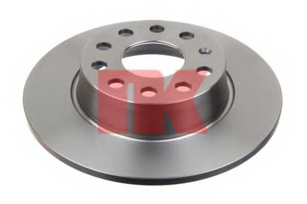 Тормозной диск NK 2047137 - изображение