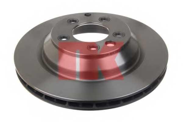 Тормозной диск NK 2047138 - изображение 1